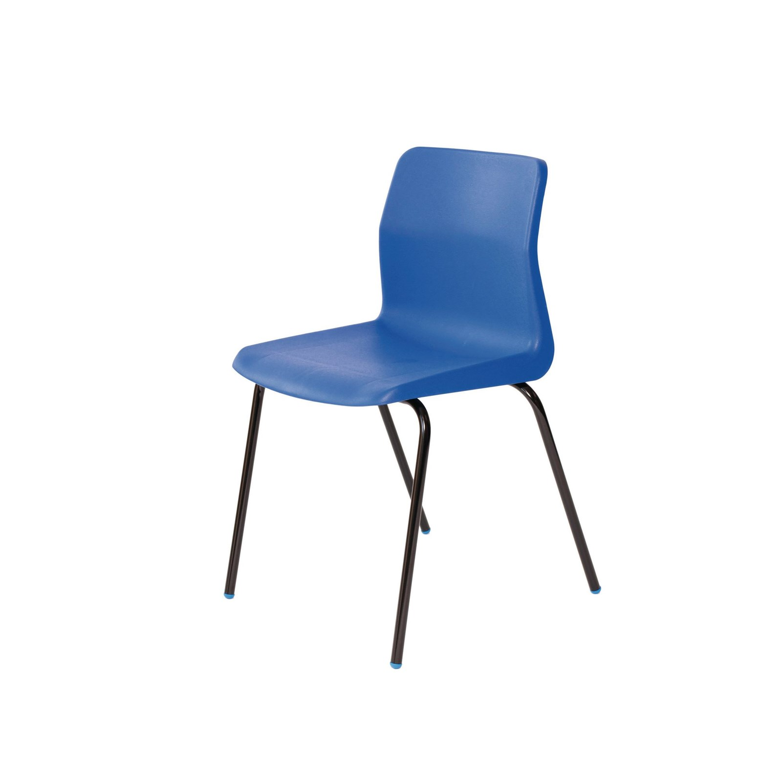 P6 Chair 260mm Blk Frm Blu