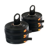 Zsig Roll Down Lines Baselines - Pack of 4