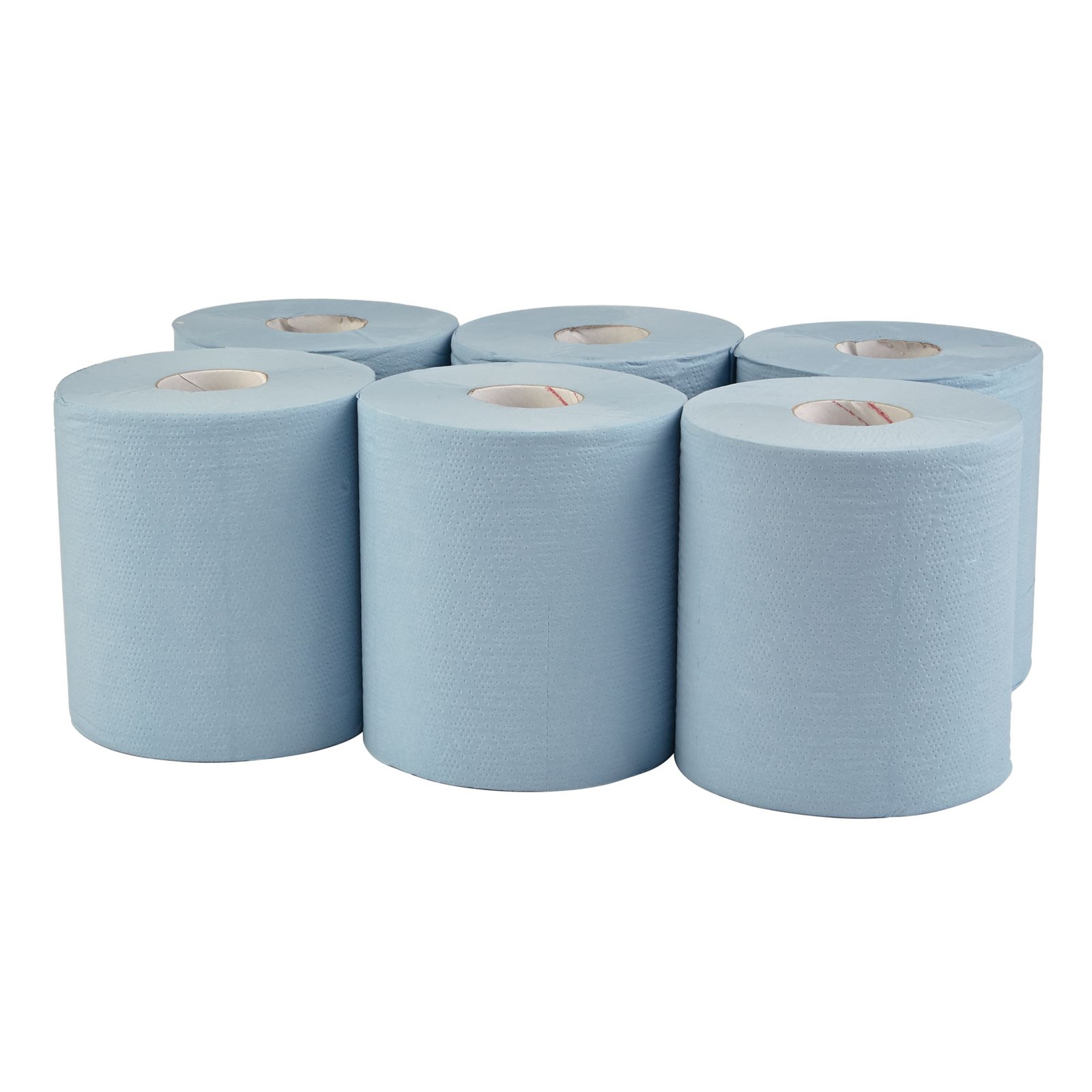 Classmates 2-Ply Blue Centre Pull Tissue - Pack of 6