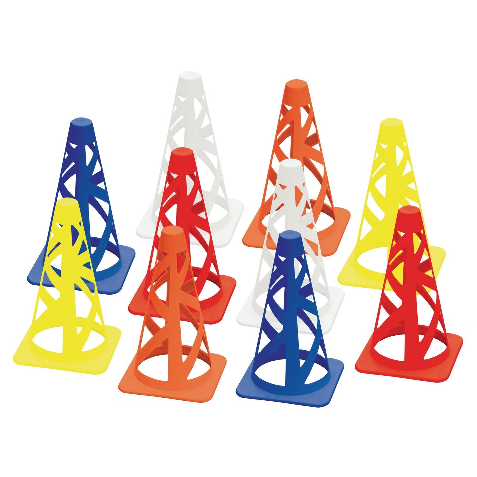 Vinex Collapsible Cones - 23cm