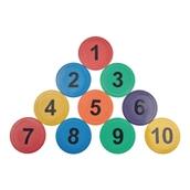 Vinex Number Spots - 1 to 10