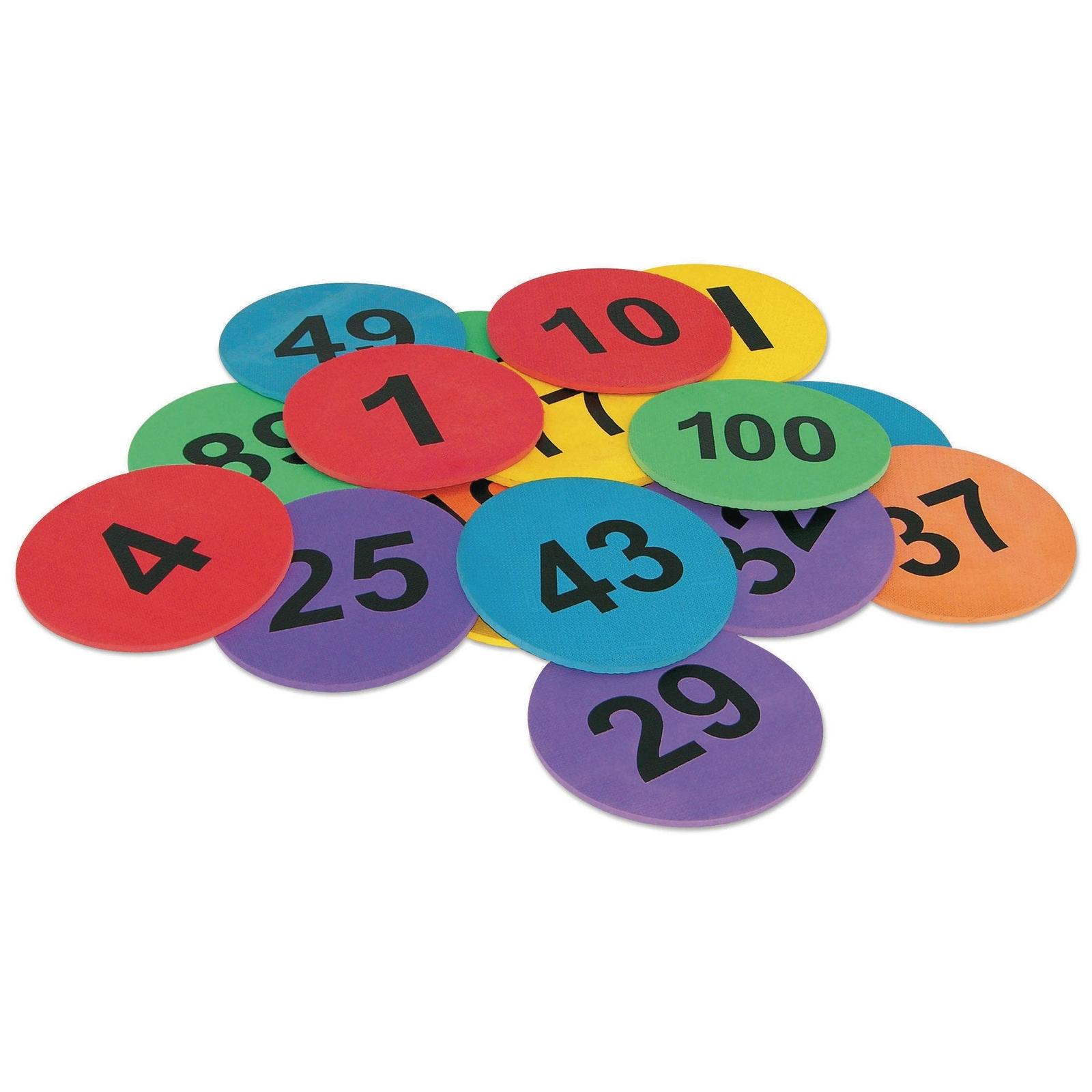 Vinex Number Spots - 1-100