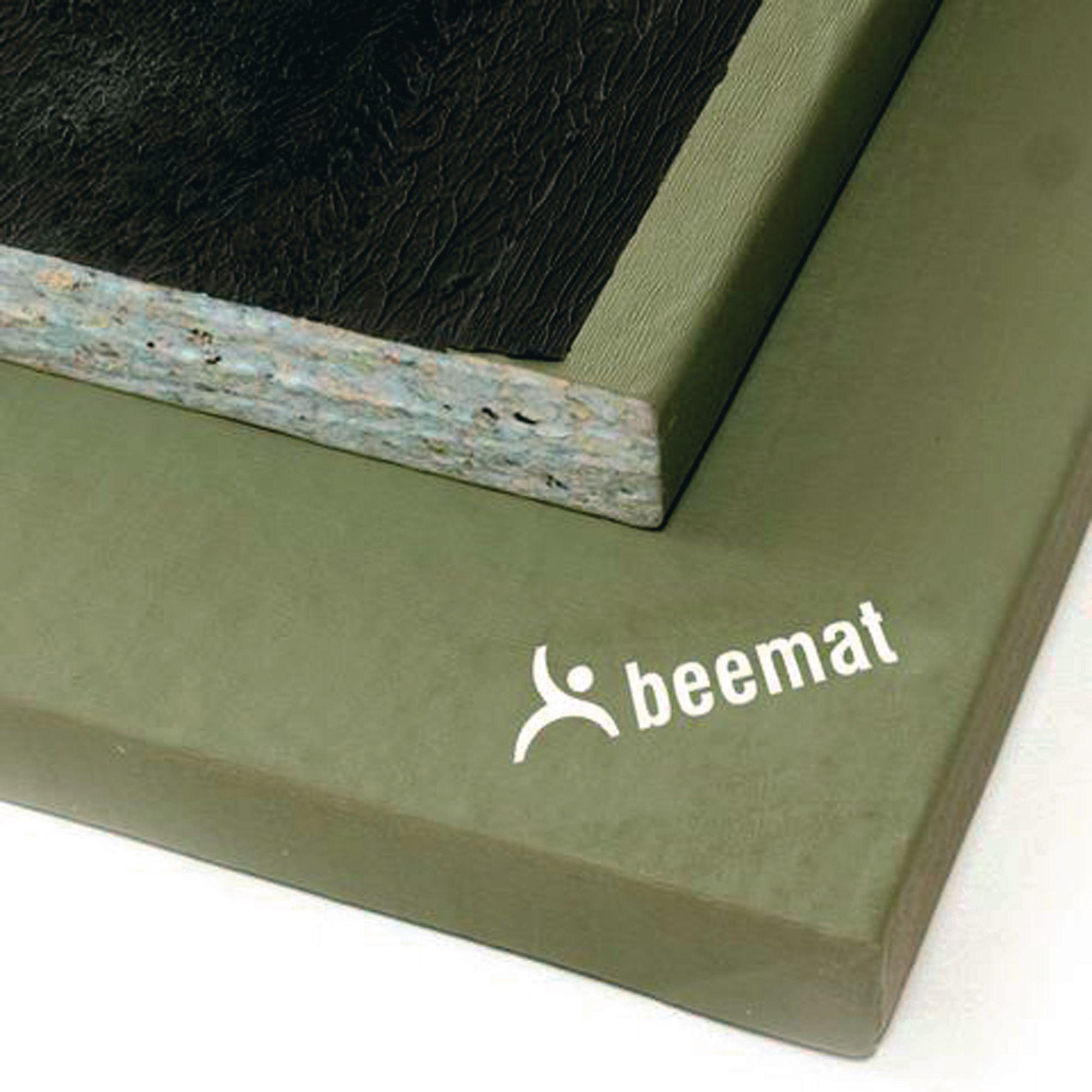 Beemat Club Judo Mat - 2m x 1m x 40mm Green