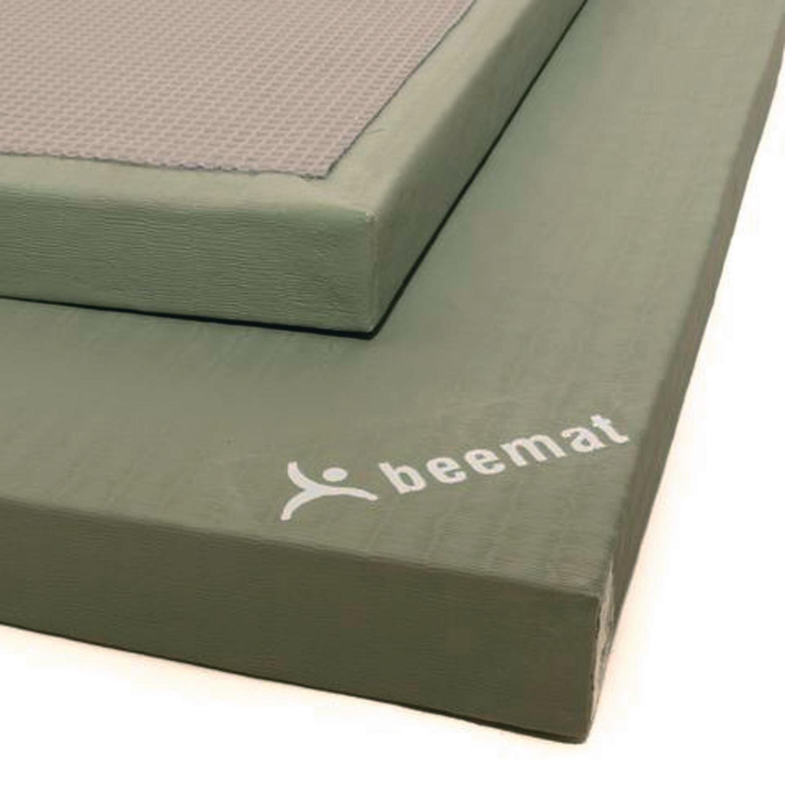 Beemat Competition Judo Mat - 2m x 1m x 40mm Green