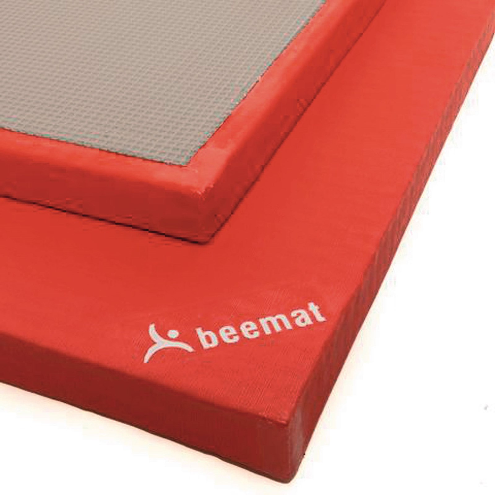 Beemat Competition Judo Mat - 2m x 1m x 40mm Red