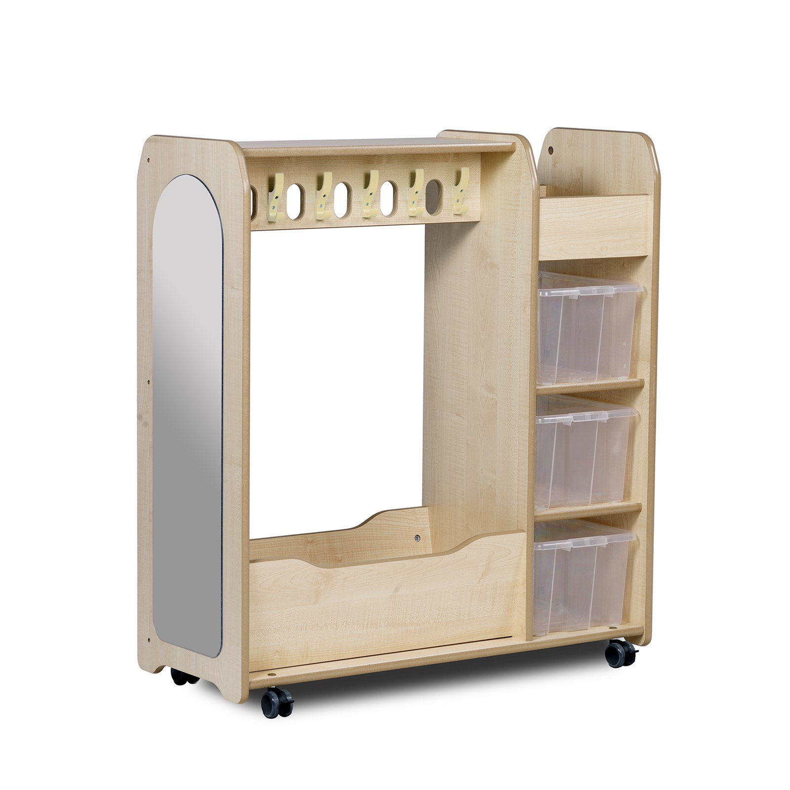 Playscapes Mobile Dressing Up Unit