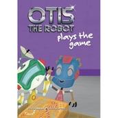 Otis the Robot plays the game