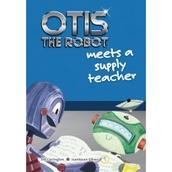 Otis the Robot meets a supply teacher