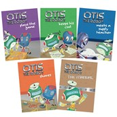 Otis The Robot Readers and Manual
