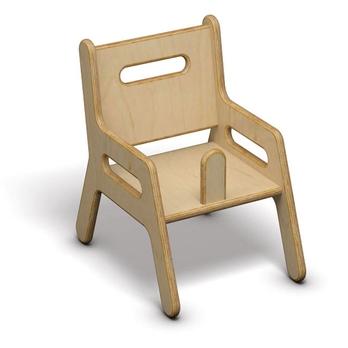Sensational Trudy Nursery Chair With Pommel 280 X 380 X 170Mm Theyellowbook Wood Chair Design Ideas Theyellowbookinfo