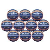 Molten GR6 Basketball Size 5 - Pack of 10