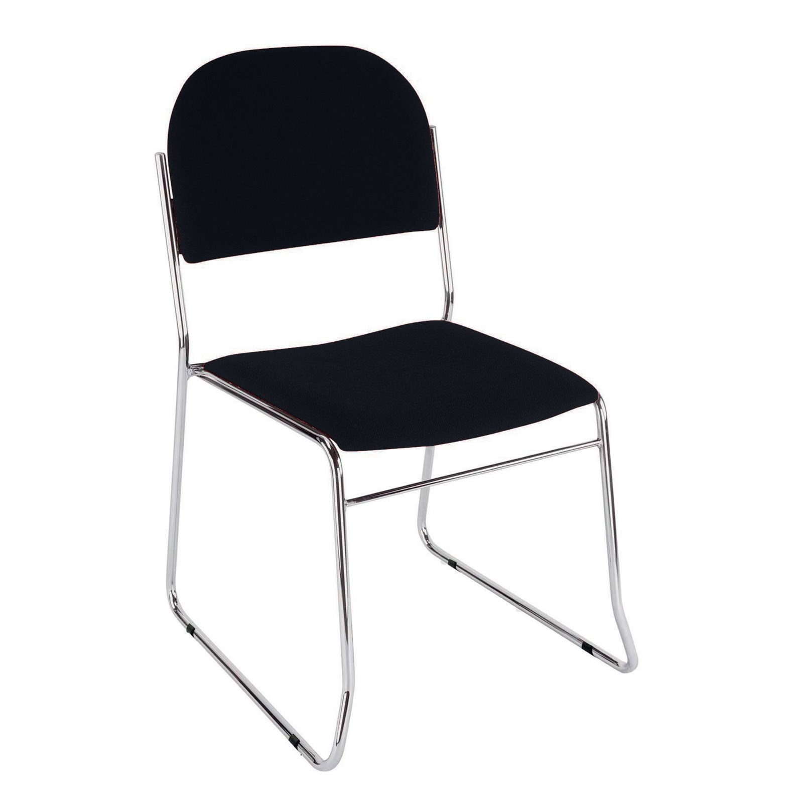 Stacking Chair Charcoal