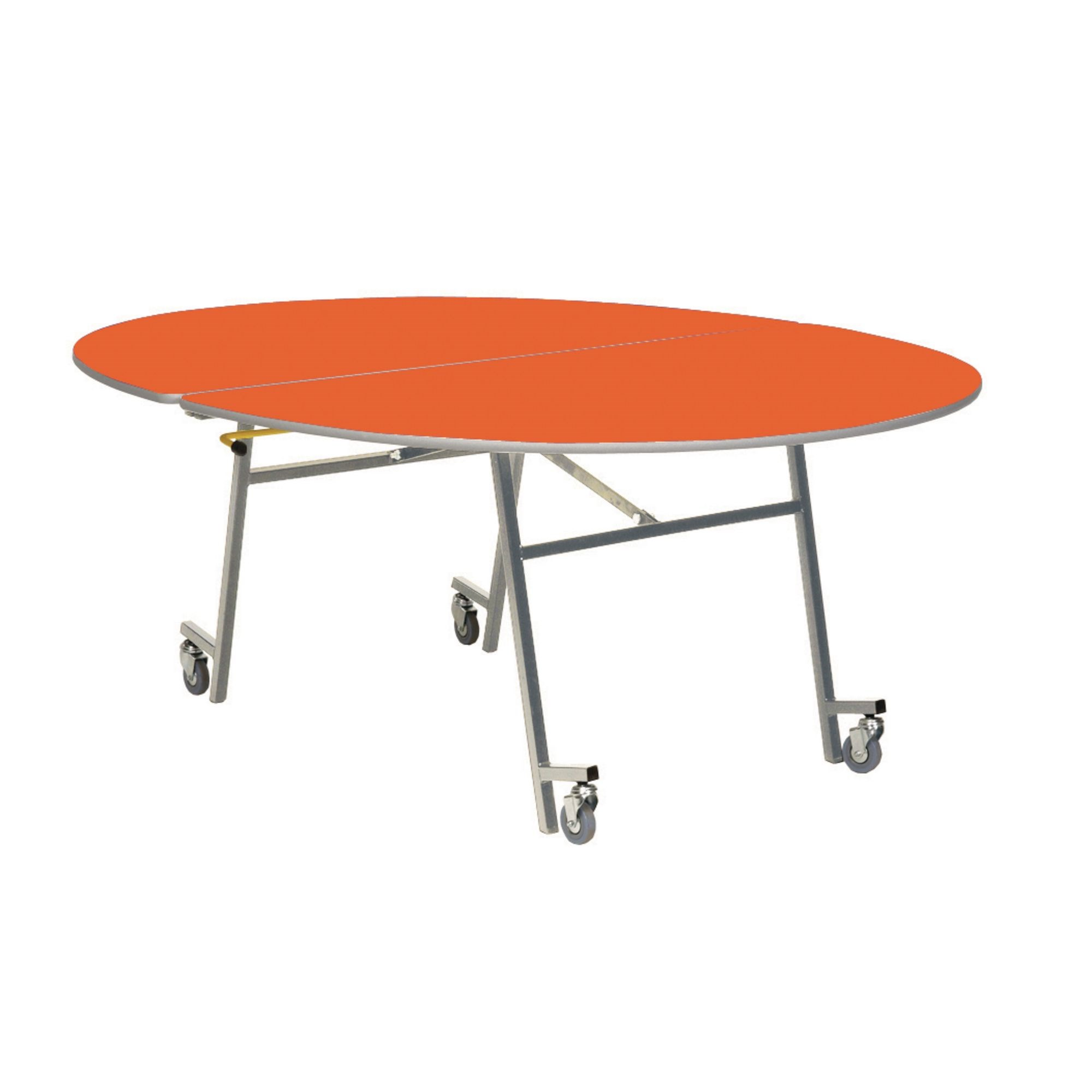 Pacer Table 1670 x 690mm Orange