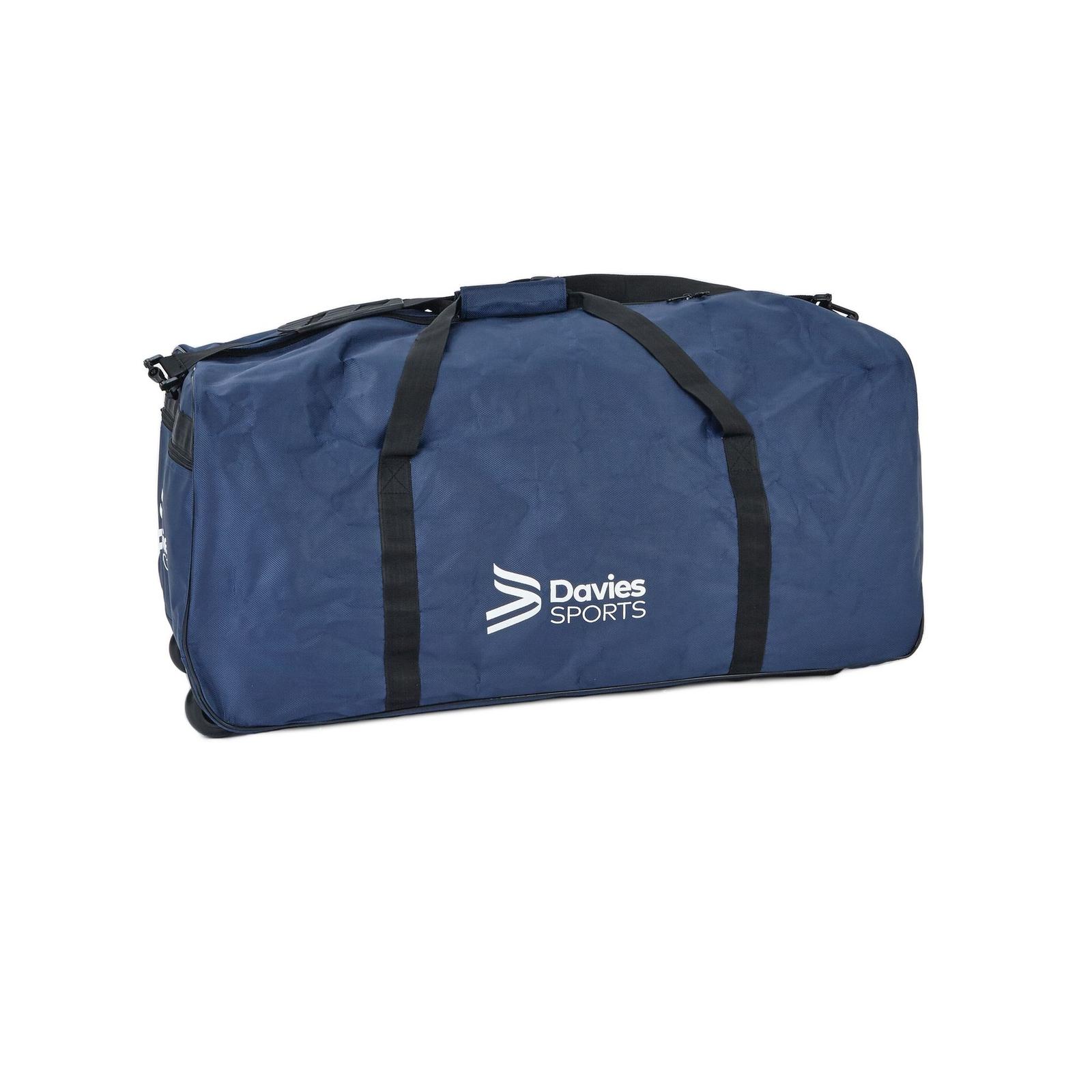 Davies Sports Team Bag With Wheels