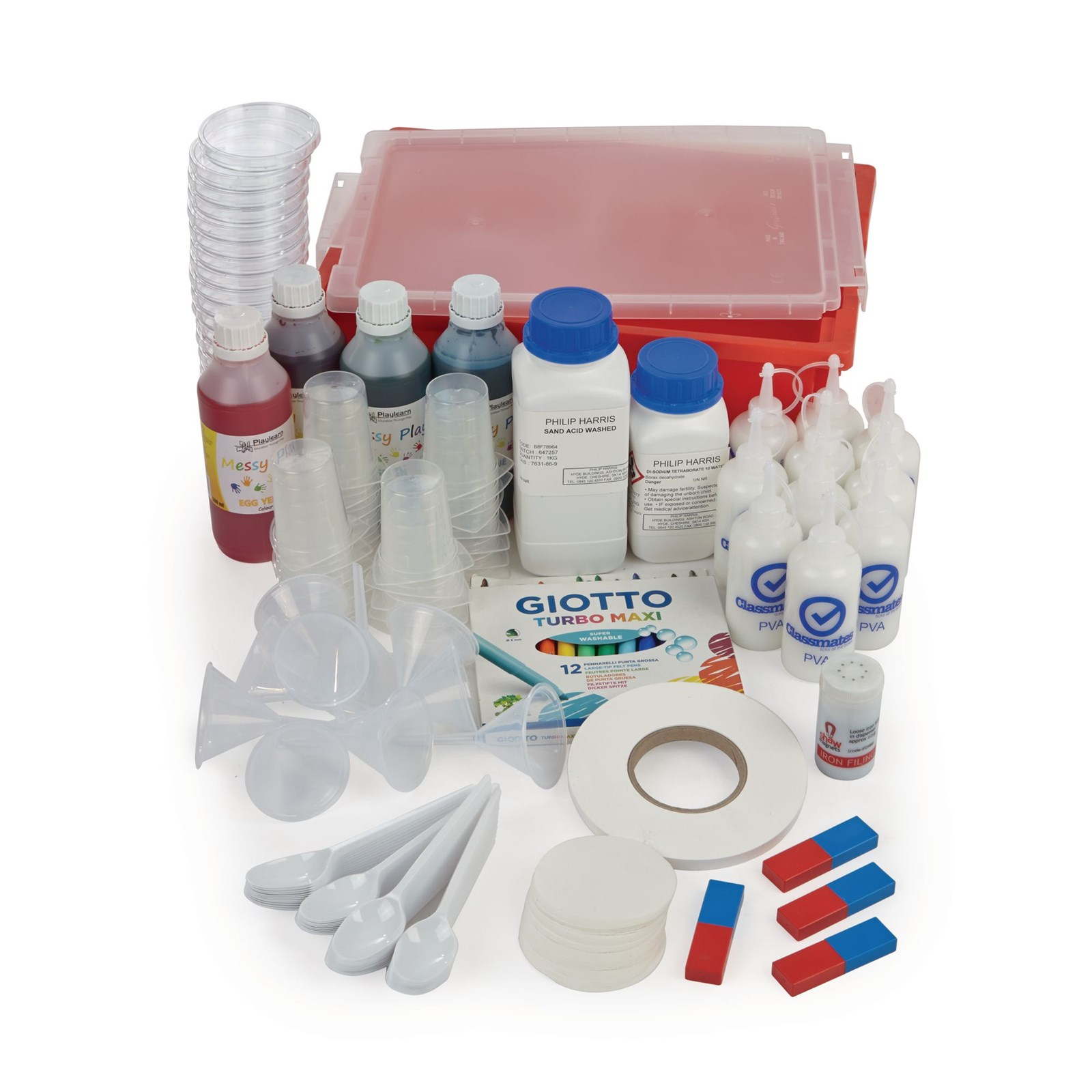 Science Detectives Chemistry Kit