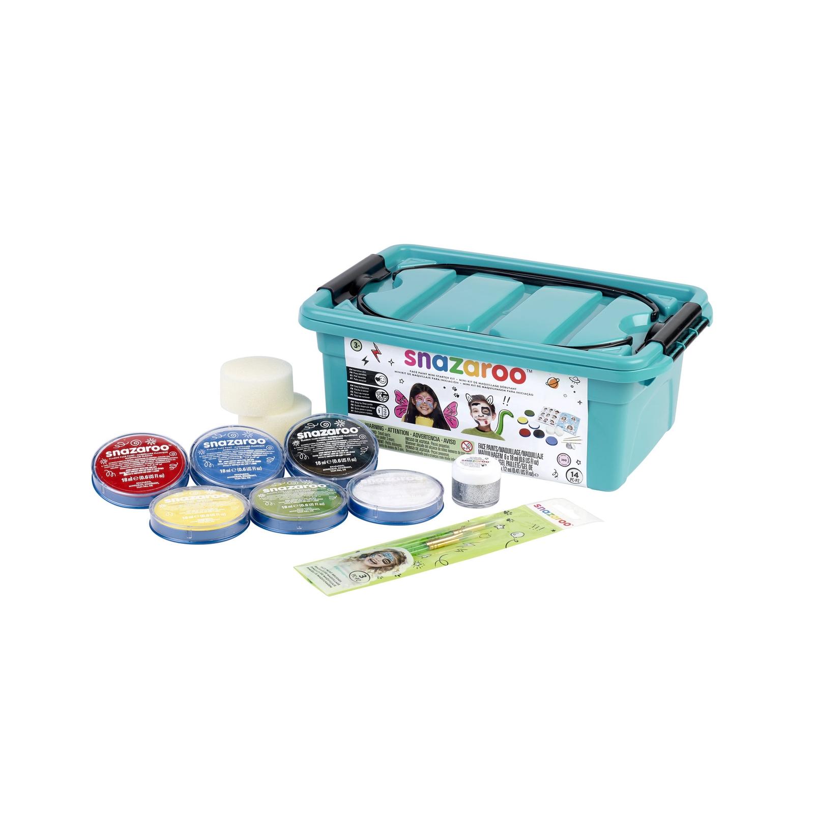 Snazaroo™ Mini Starter Kit