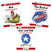 Jolly Phonics Readers Collection Level 1 Pack of 3