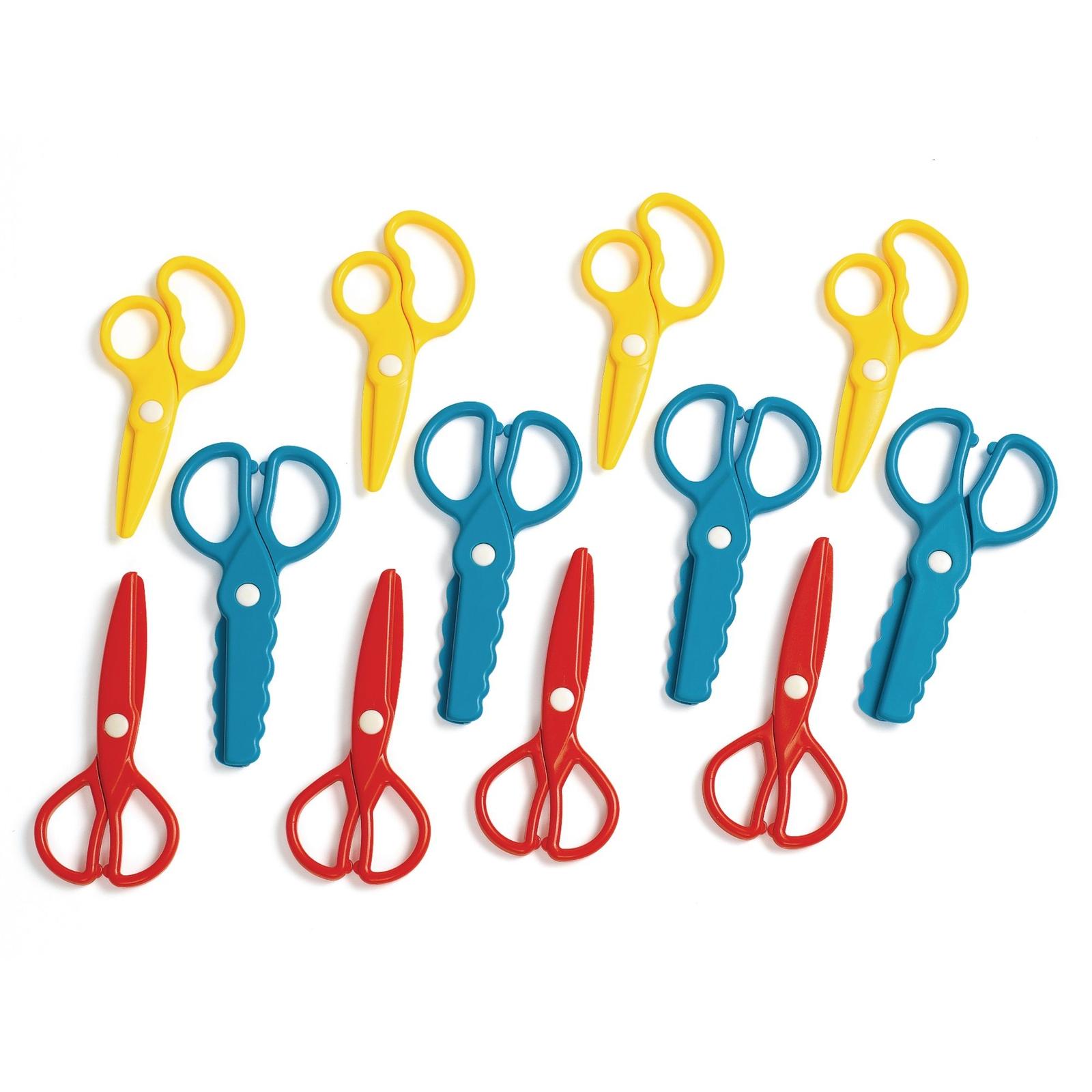 Fun Dough Scissors Pack of 12