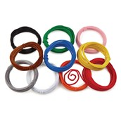 Chenille Coils Pack of 10