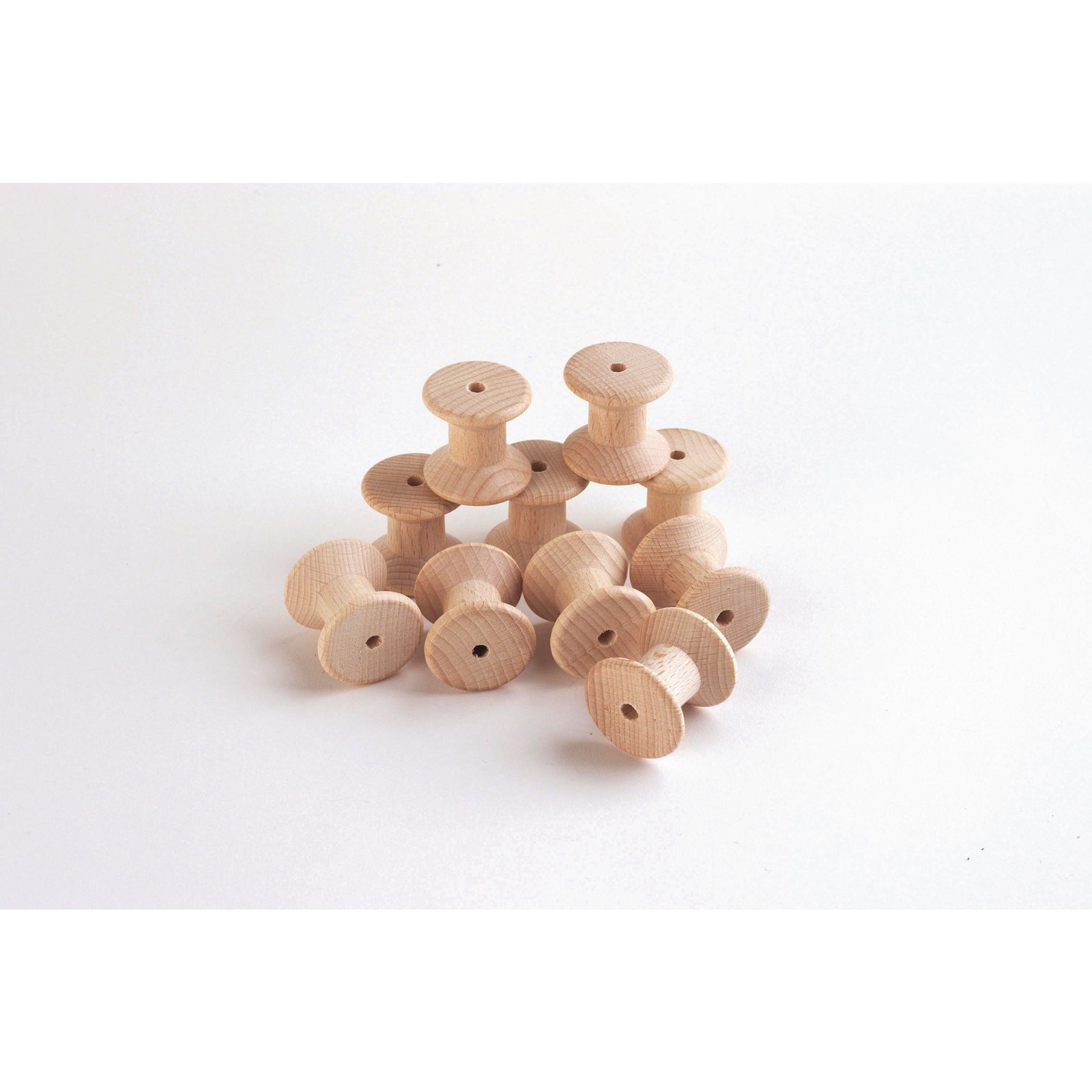 Beech Wood Spools