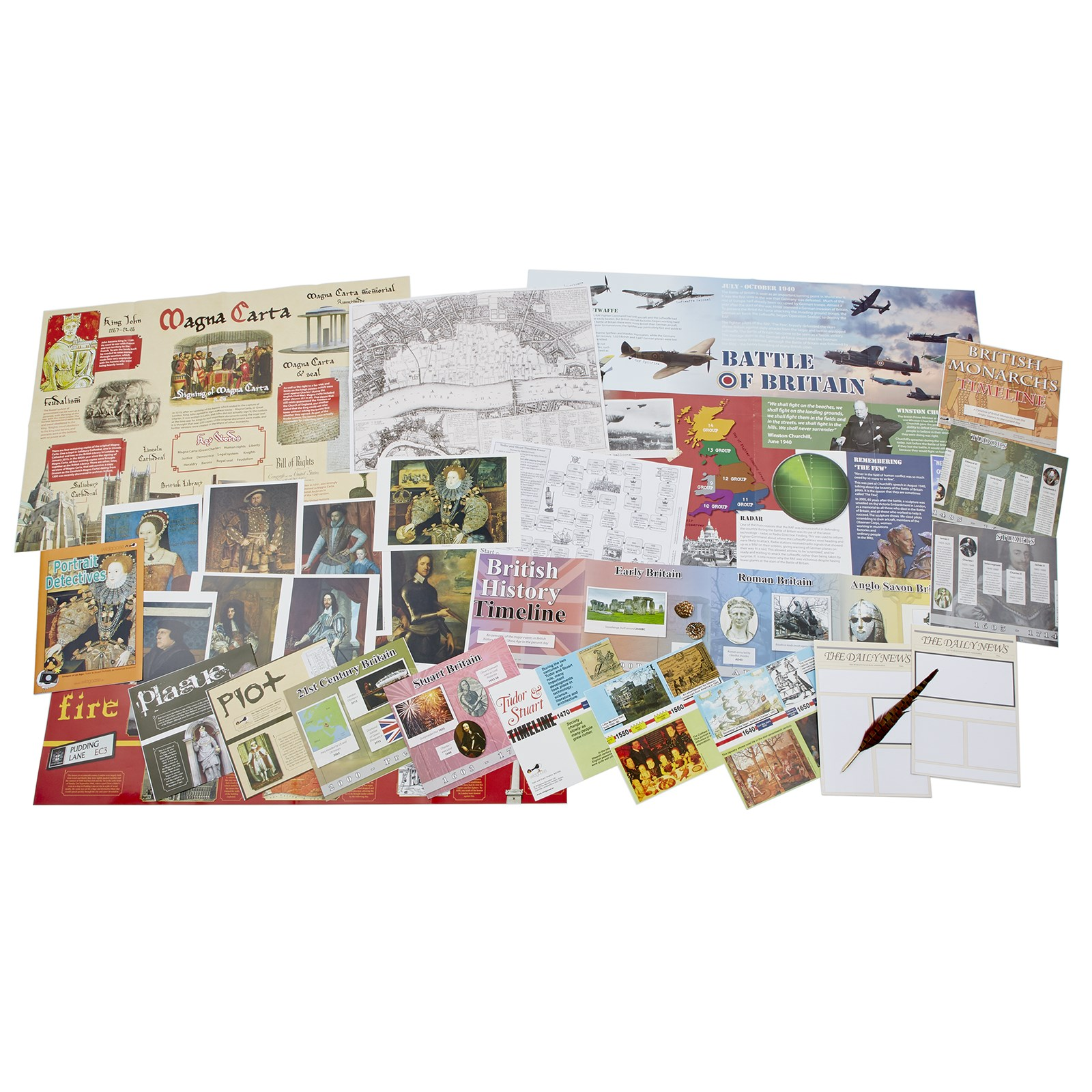 History of Britain Topic Pack