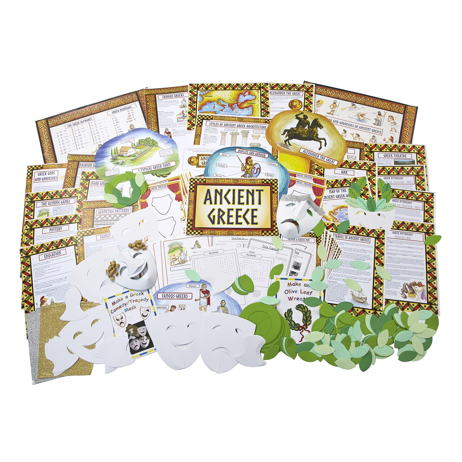 Ancient Greece History Pack