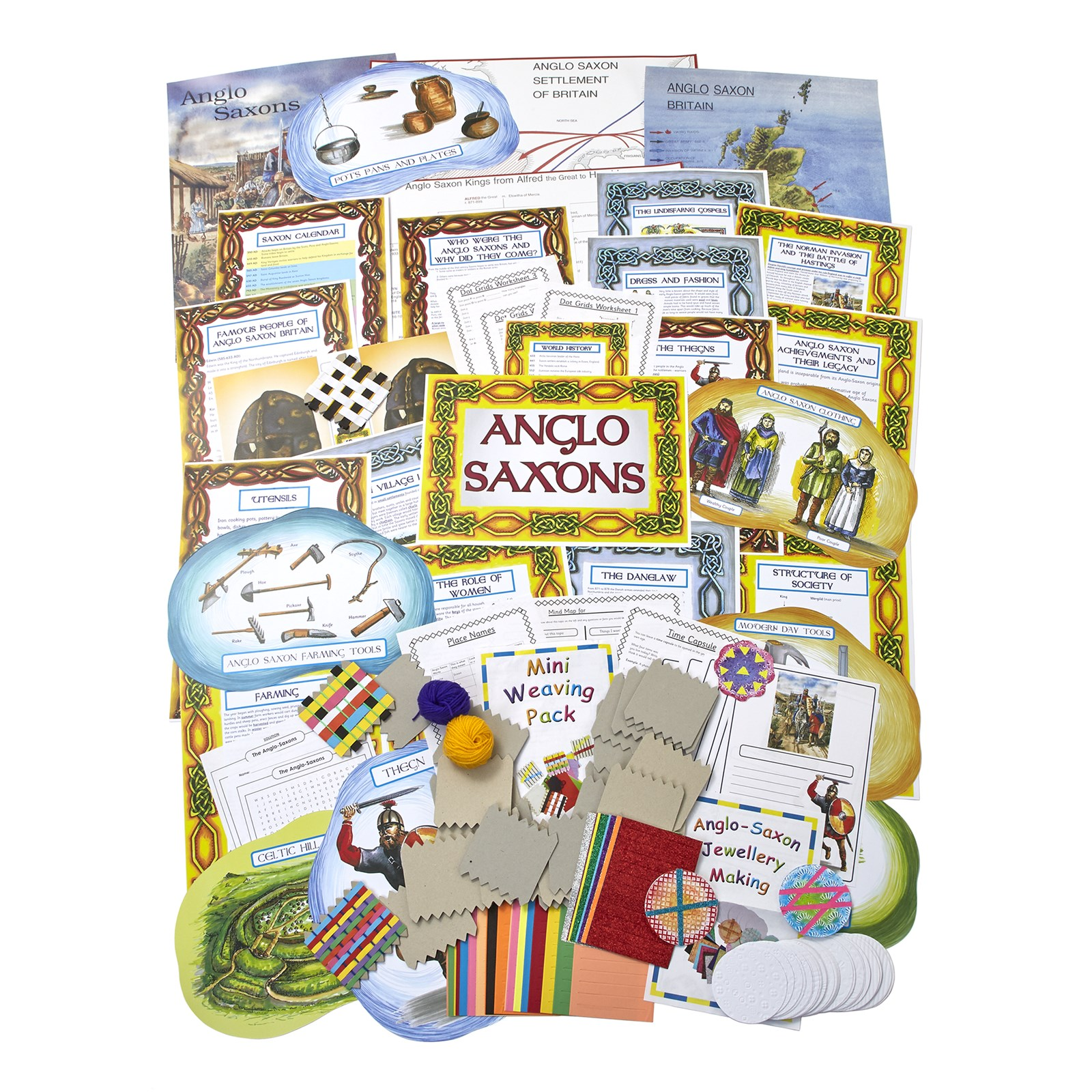 Anglo Saxons Pack