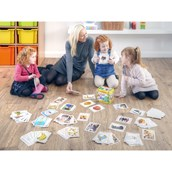 Nouns, Verbs and Adjectives Learning Cards