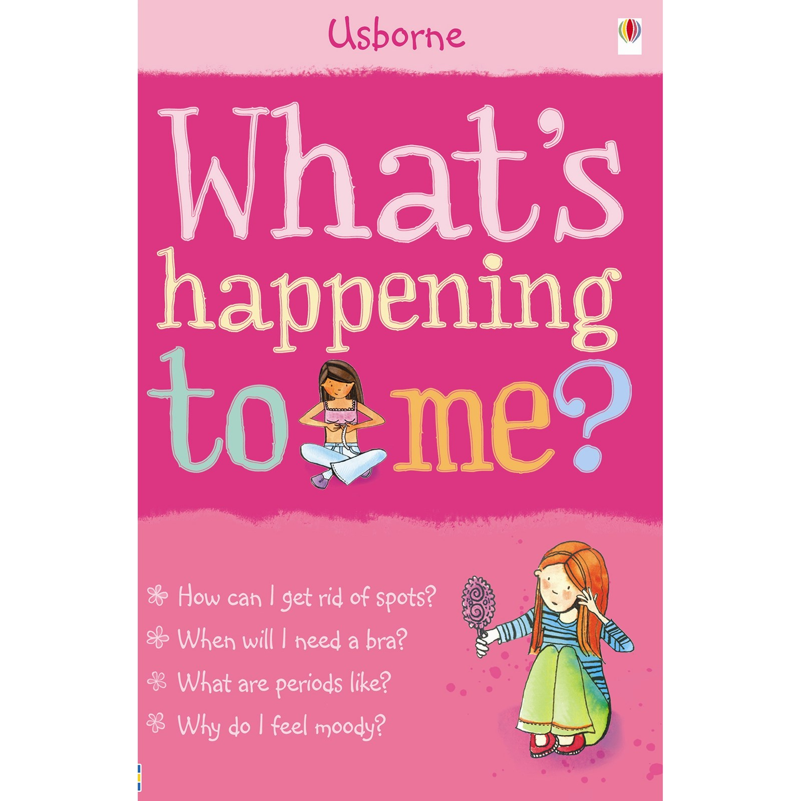 What's Happening to me? Girl's Edition