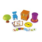 Fox in the Box Positional Word Activity