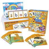 Letters and Sounds Phase 2 Kit