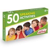 50 Speaking Activity Cards