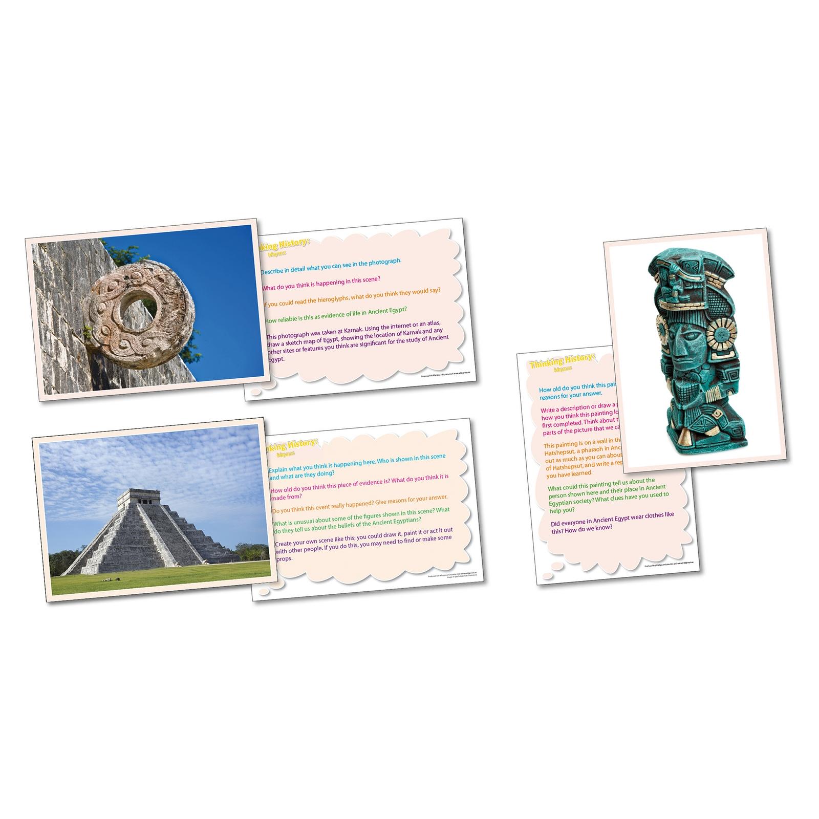 Thinking History Cards-The Maya