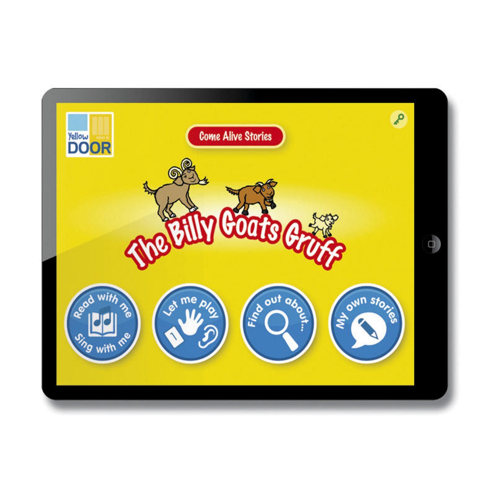 The Billy Goats Gruff App - Single