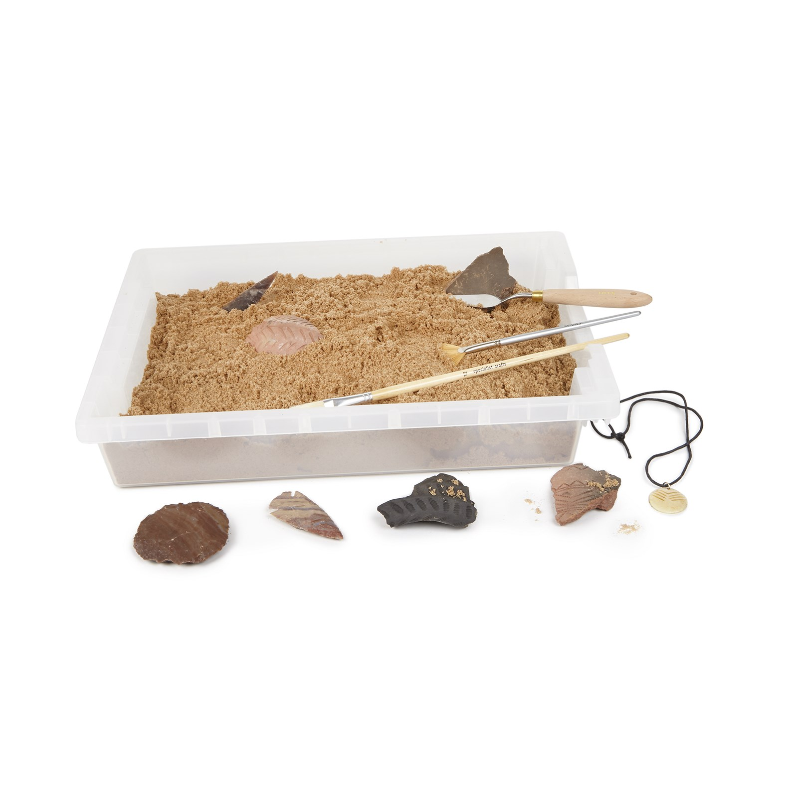 Stone Age Archaeology Pack