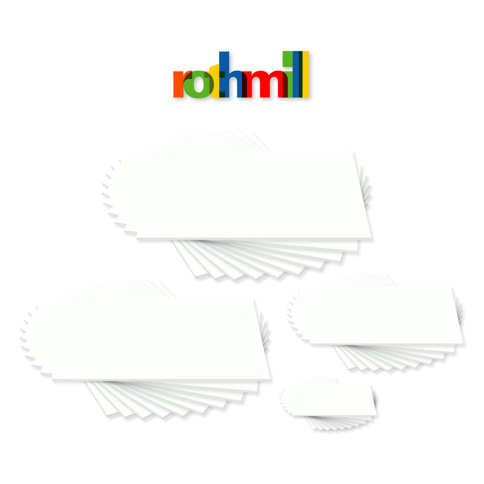 White Card 500 Microns A3 Pack Of 50