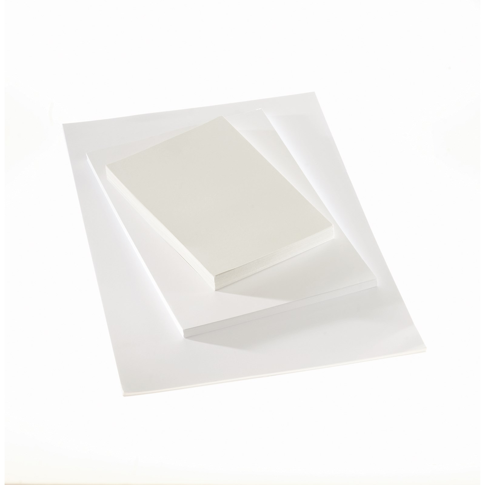 White Card Medium Weight A1 Pack Of 25