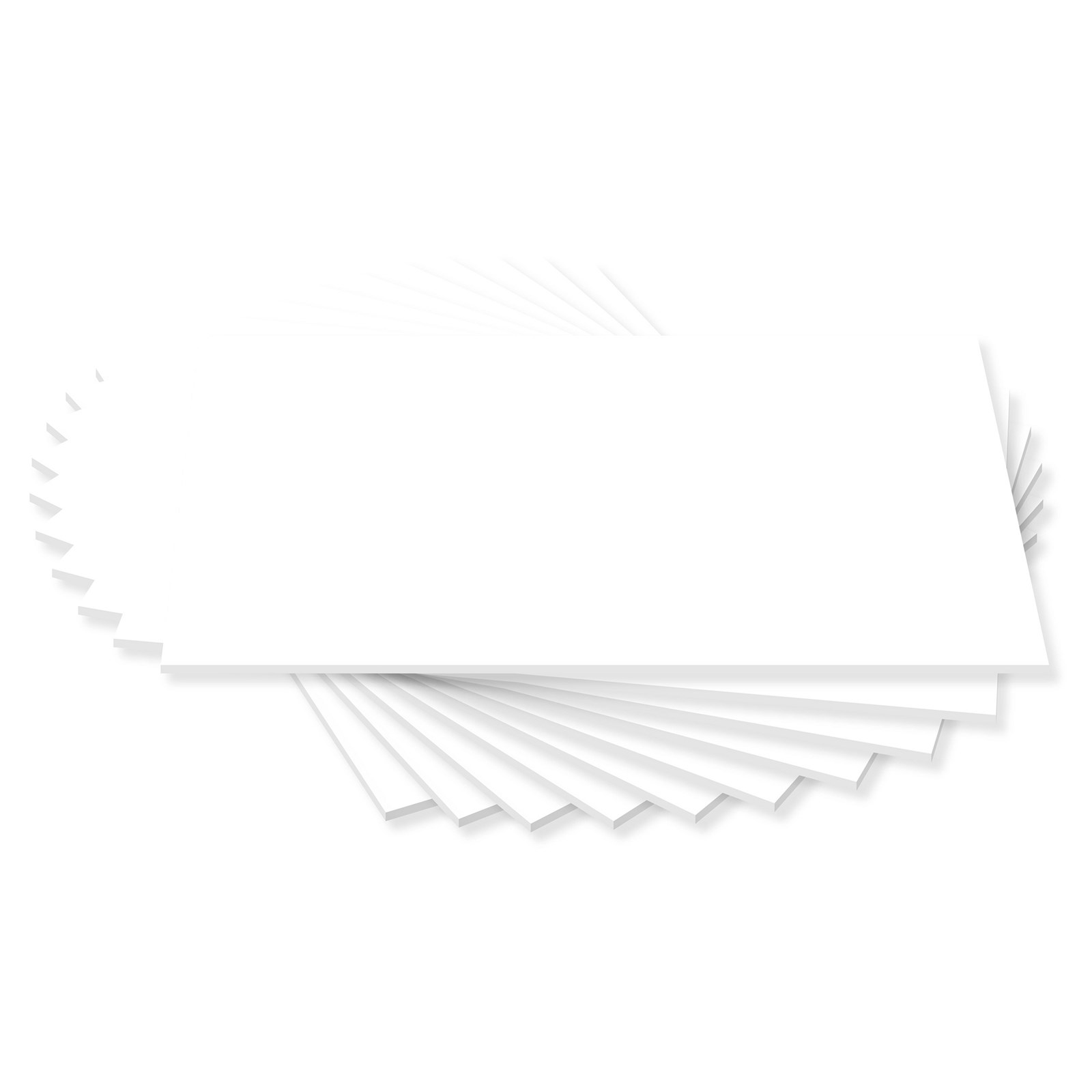 White Card 280 Micron Sra2 Pack Of 50