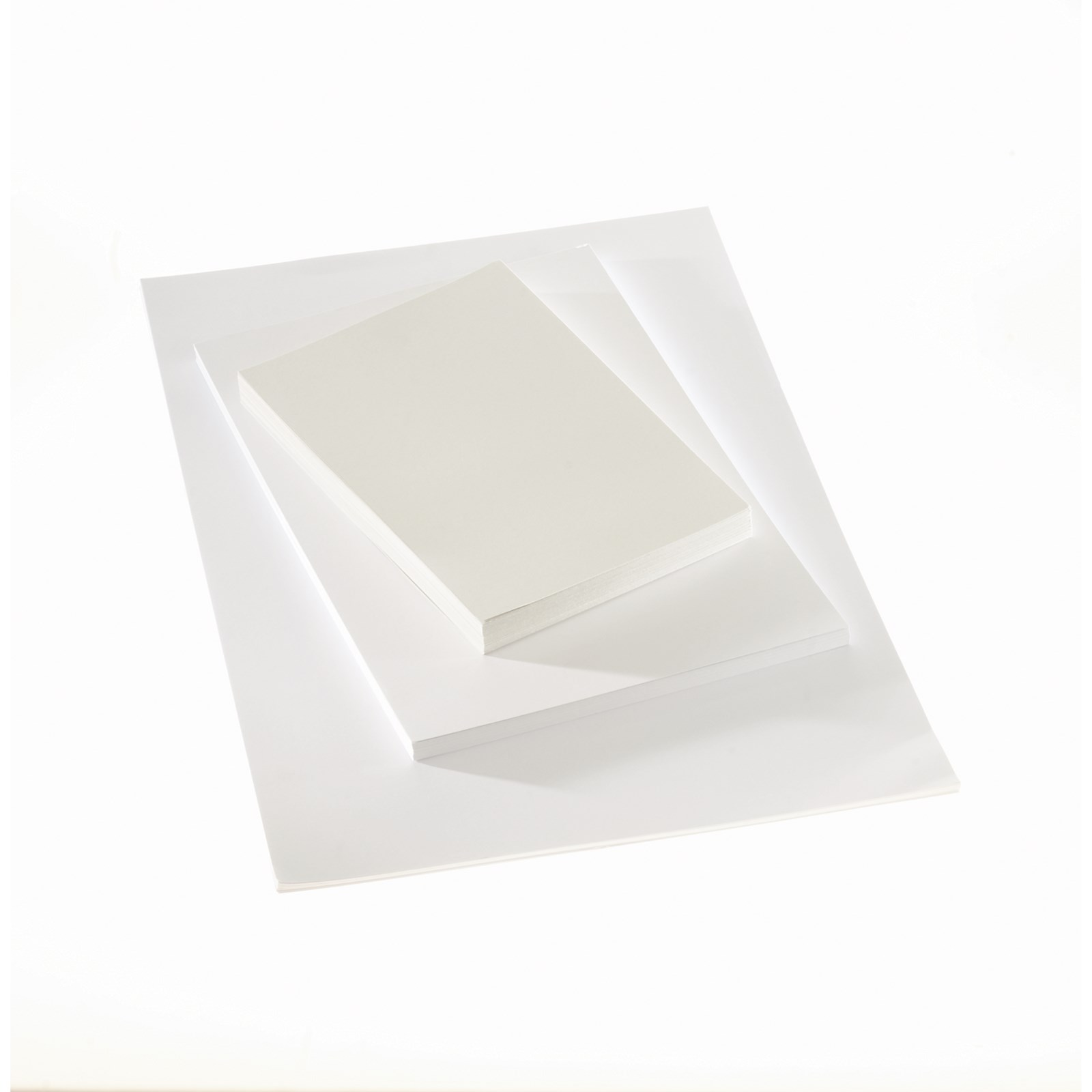 White Card Recycled 200 Micron A4 Pack 250
