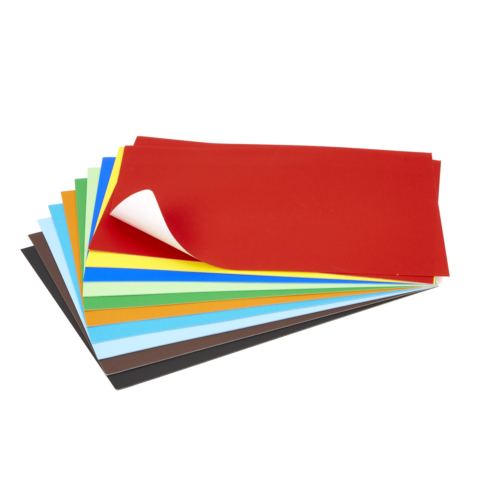 Educraft Poster Paper A3 Assorted Pack 100