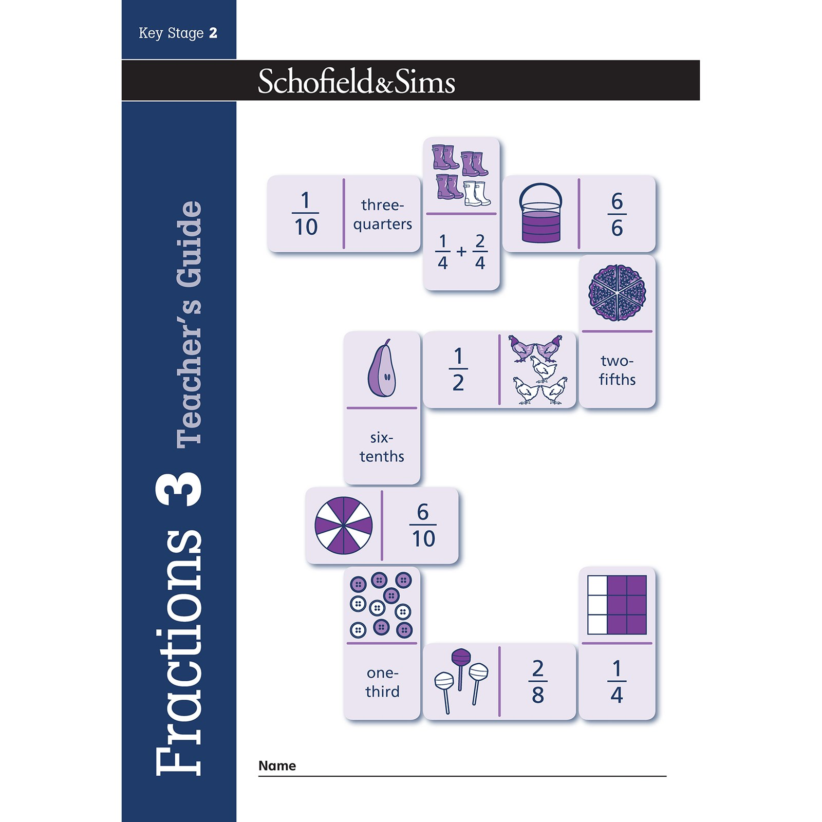 Fractions, Decimals & Percentages 3 Teachers Guide