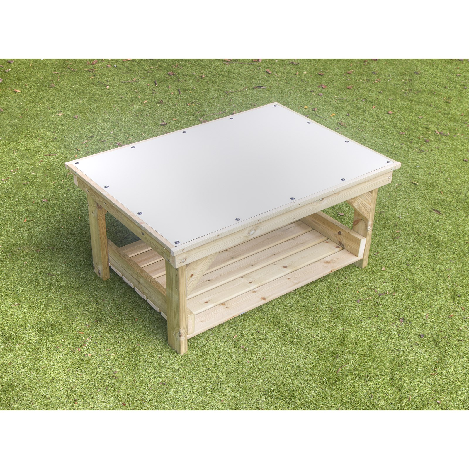 Play Table with Whiteboard Top