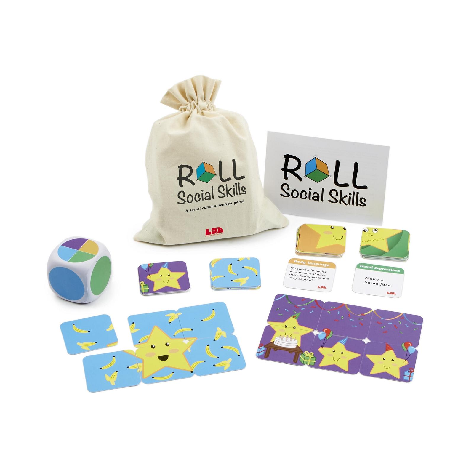 Roll Social Skills