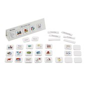Magnetic Timetable EYFS