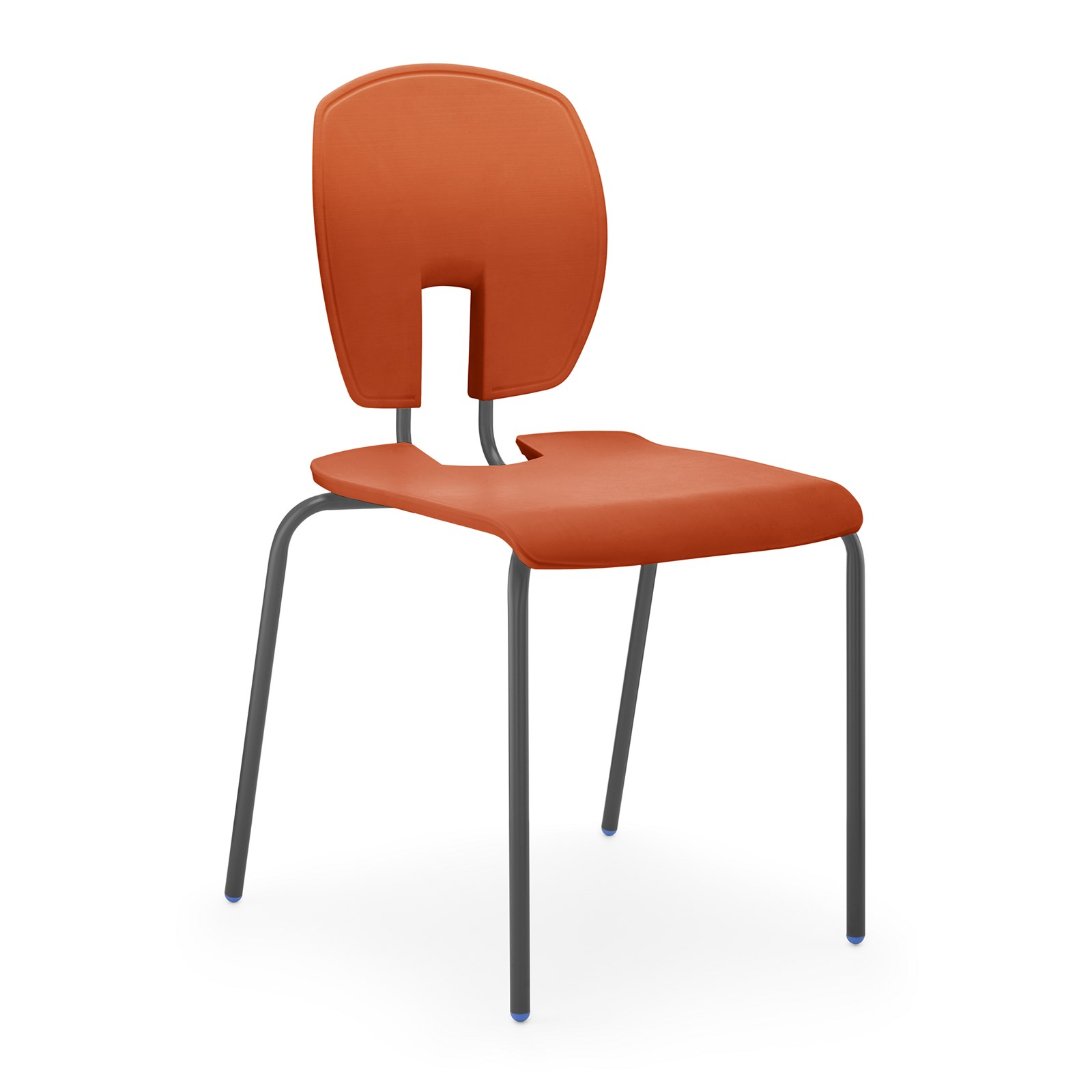SE Curve Chair 460mm Flame