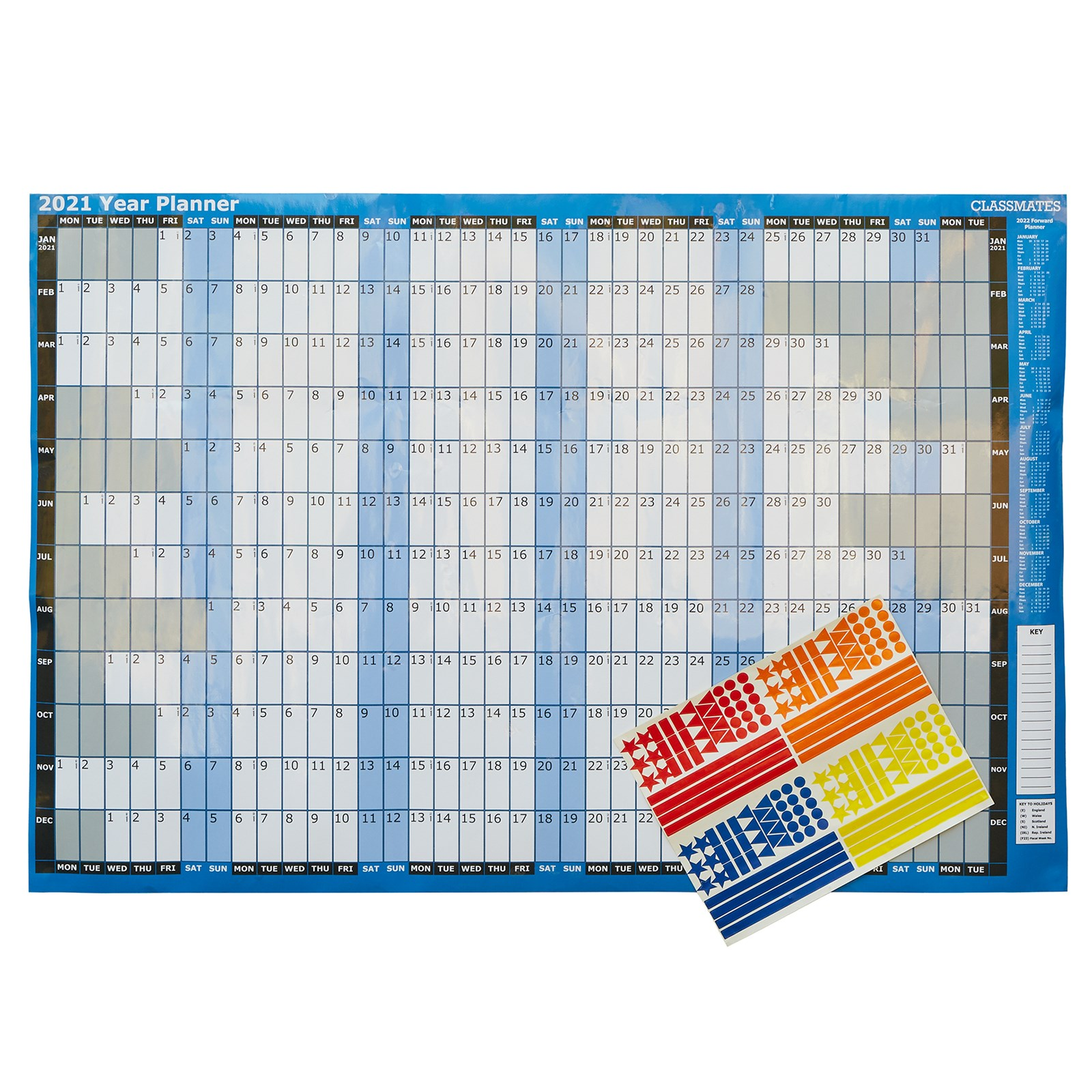 Wall Chart Wall Planner
