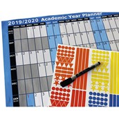 Academic Year and Calendar Year Planner 2020/21