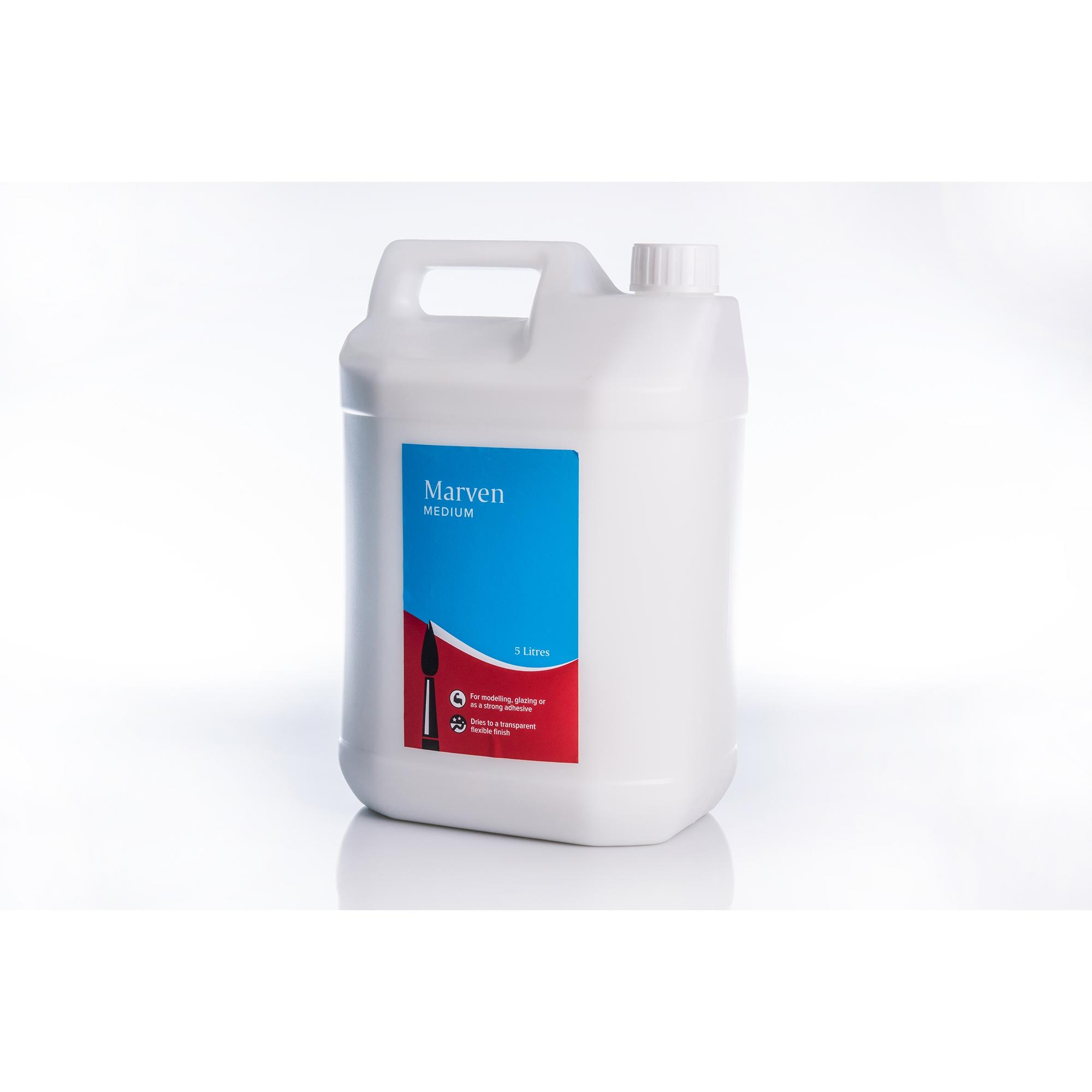 Marven Medium PVA Glue 5L