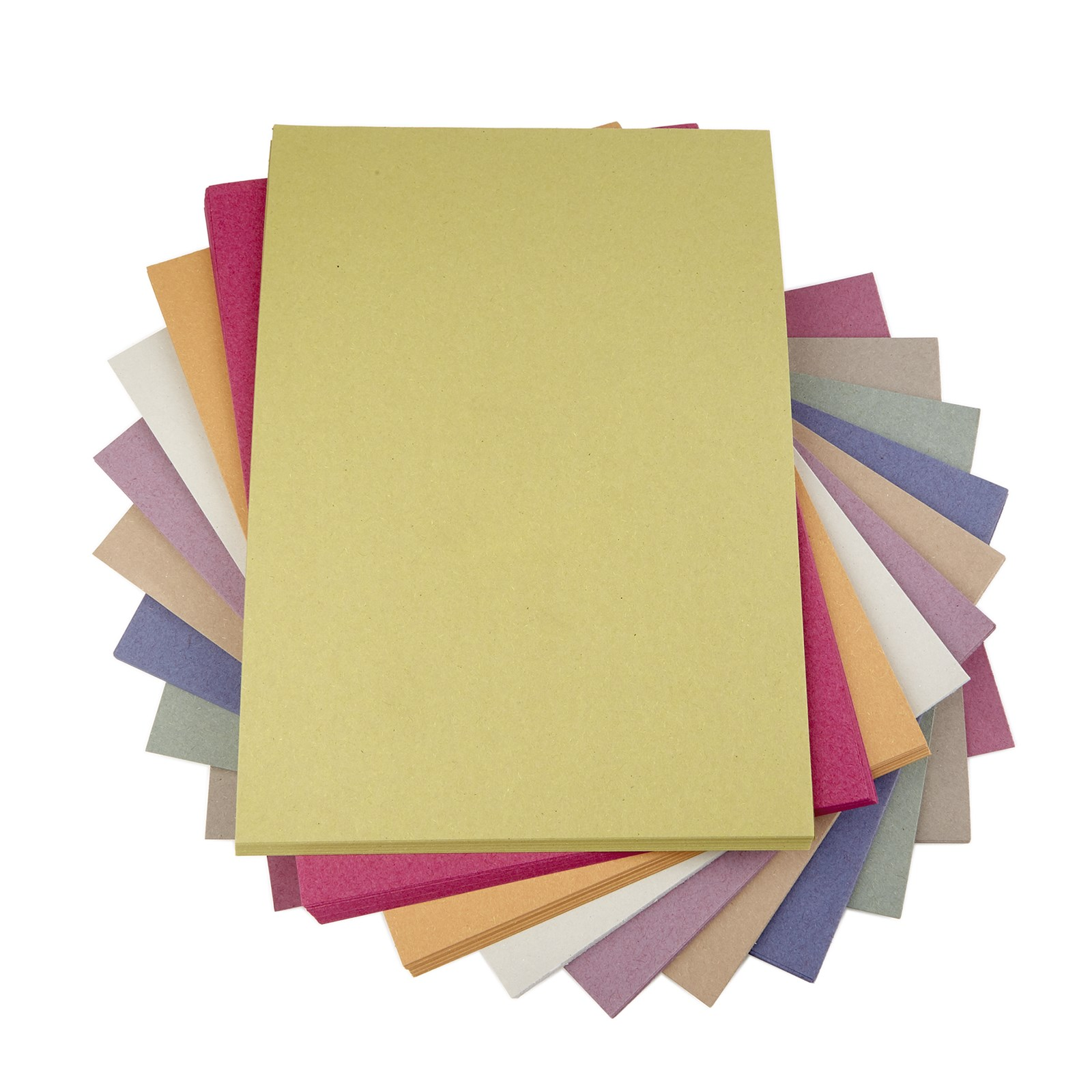 Yellow Paper A2 100gsm Pack 250