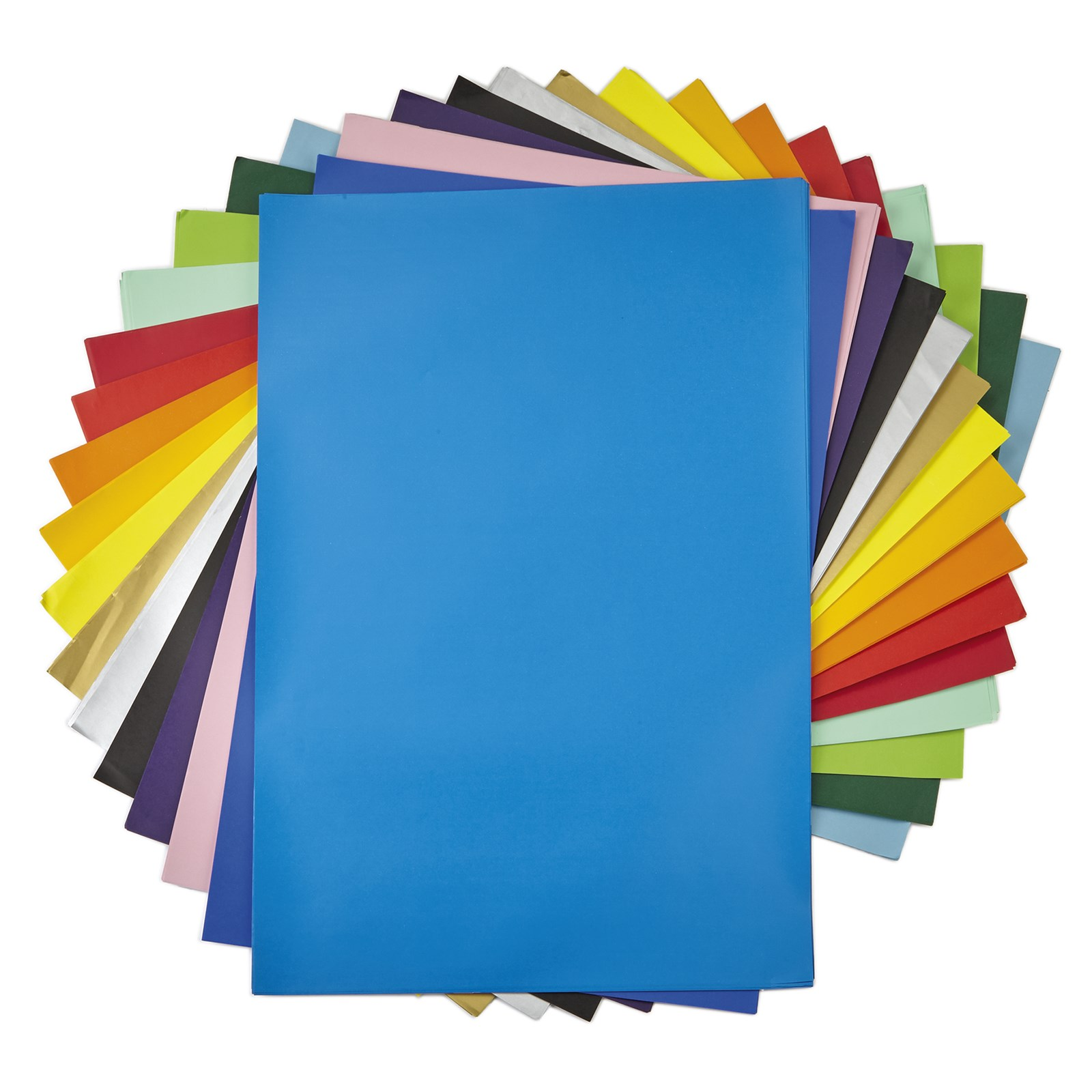Poster Paper A3 Ultra Blue Pack of 100